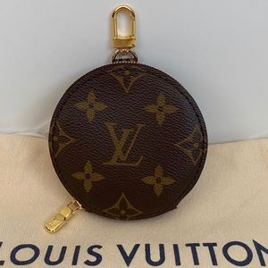 New Louis Vuitton Multi Pochette coin pouch ONLY